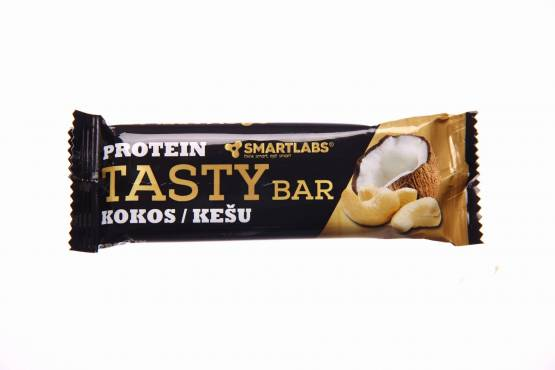 Tasty Protein Bar 45g           EXP: 25.2.2020